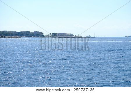 The City Of Cannes In The Blue Coast: The Sea, The Coast, The Luxury And Spectacular Views