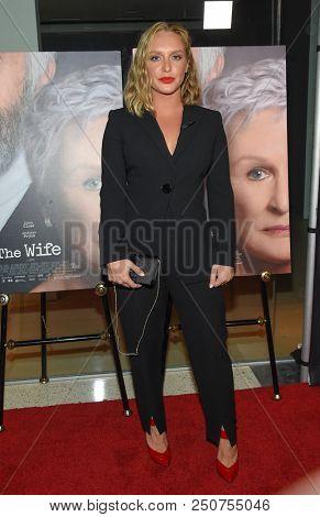 LOS ANGELES - JUL 23:  Annie Starke arrives to