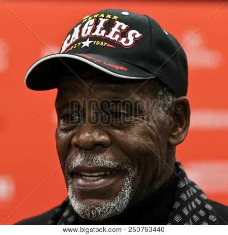 PARK CITY, UT / USA - JAN 21, 2018: Danny Glover attends the