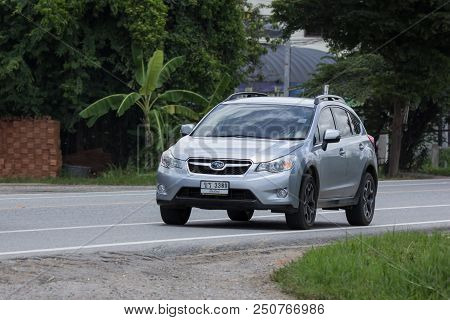 Private Suv Car, Subaru Crosstrek.