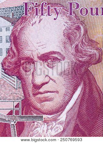 James Watt A Portrait From English Money