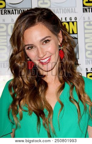 SAN DIEGO - July 21:  Katherine Barrell at the