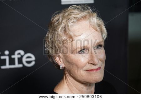 LOS ANGELES - JUL 23:  Glenn Close at the