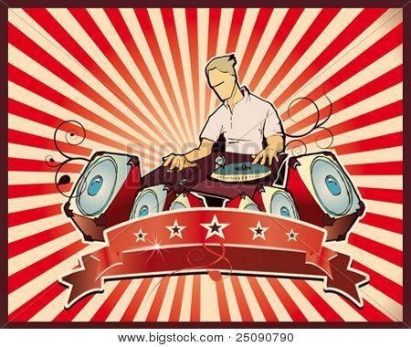 Russian DJ