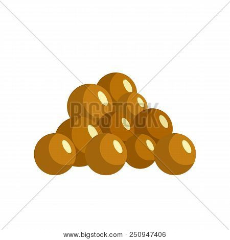 Mustard Seed Icon Vector Photo Free Trial Bigstock