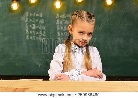 Future Education. Future Education In Modern School. Future Education For Pretty Girl. Future Educat