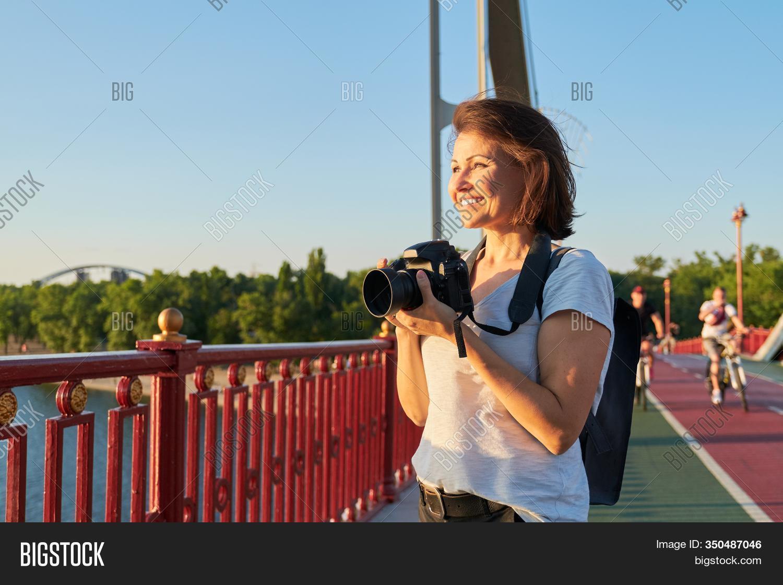 Mature Woman Image Photo Free Trial Bigstock