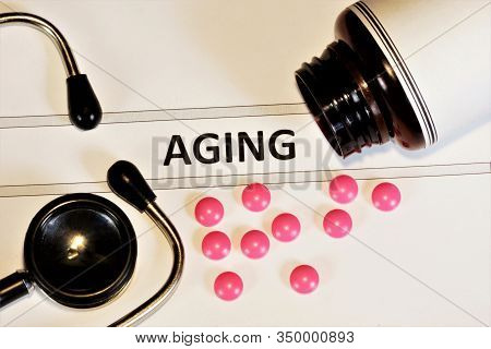 Aging Is A Biological Process Of Gradual Degradation Of Parts And Systems Of The Human Body And The