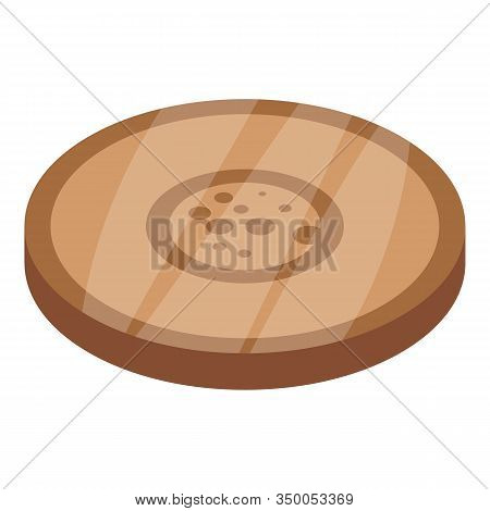 Nature Parasite Icon. Isometric Of Nature Parasite Vector Icon For Web Design Isolated On White Back
