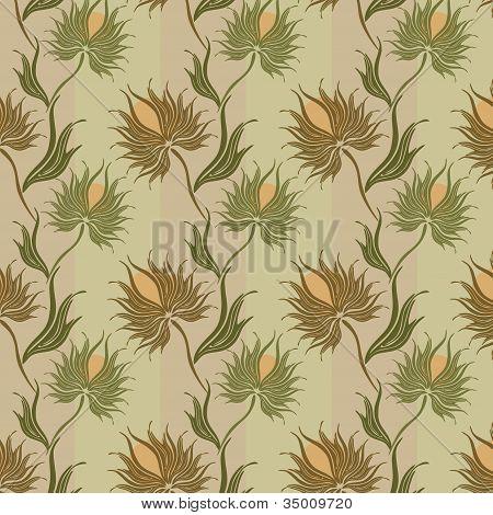 Spiny-flower-pattern