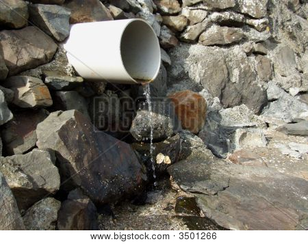 Storm Water Pipe
