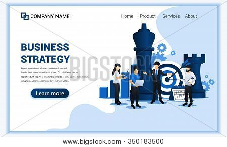 Businessman And Co Workers Are Planning A Business Strategy Concept. Business Metaphor, Leadership,