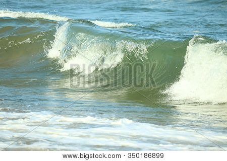 Beaches Of India, Close Up Of Sea Wave On Beach, Sea Or Bay Of India, Sea Background, Sea Images Sea