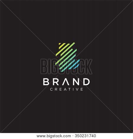 Letter B Tech Logo Designs Inspiration . Abstract Letter B Logo Line . Letter B Linear Logo Stock Ve