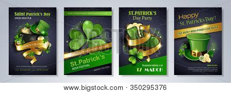 Patrick's Day Party Flyer