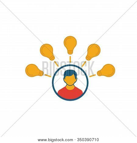 Cleverness Icon. Simple Element From Project Management Icons Collection. Creative Cleverness Icon U