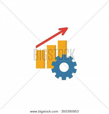 Productivity Icon. Simple Element From Project Management Icons Collection. Creative Productivity Ic