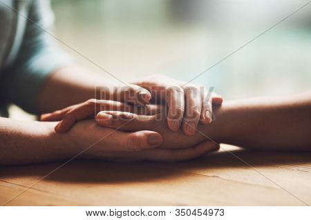 Lovers Couple Holding Hands. Female And Male Holding Hands. Couple Of Lover Holding Hand