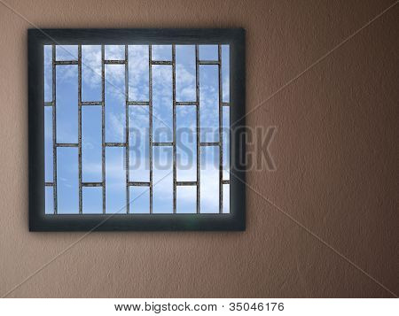 Windows And Blue Sky