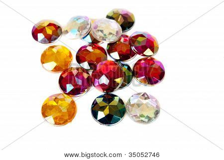 Collection Of  Beads