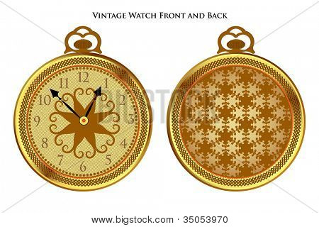 Vintage pocketwatch