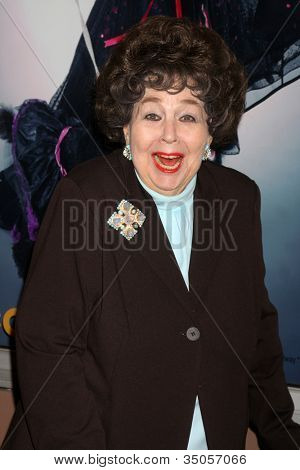 LOS ANGELES - FEB 17:  Jane Withers arrives at the Opening of