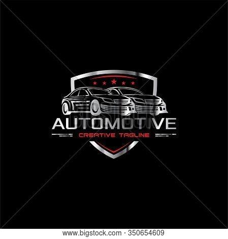 Automotive Car Logo, Vehicle Logo, Automotive Engineering Logo, Automotive Logo Template, Automotive