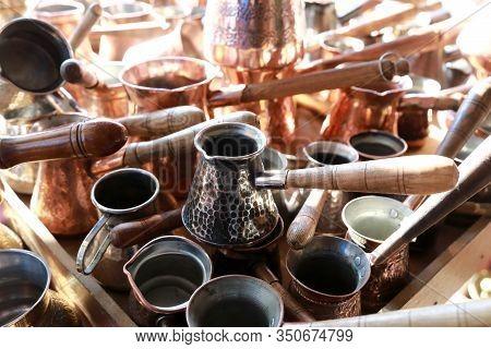 Coffee Turks In Swap Meet