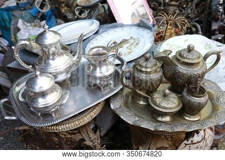 Secondhand Coffee And Tea Sets