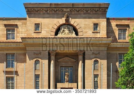 Johannesburg Central Magistrate's Court