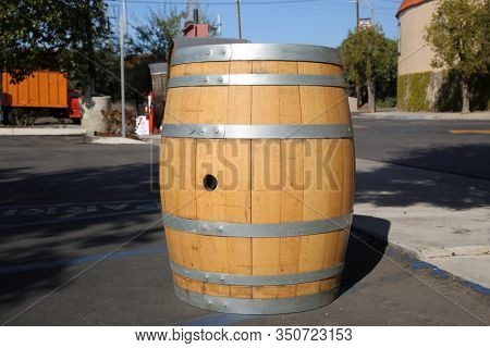 Wine Barrel. beer barrel. whiskey barrel. Liquor Barrel. Wooden Drum used in the manufacturing and storage of Wine, Beer, Whiskey and other liquids. Wooden drums are used world wide.