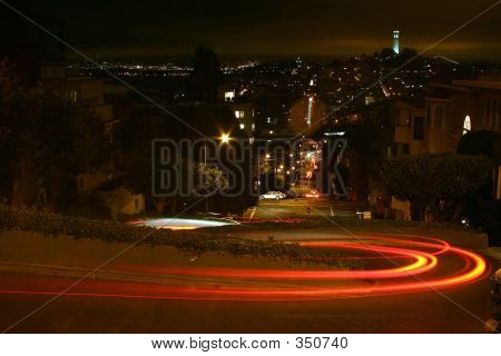 Cars In San Francisco