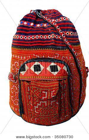 handgemachte Rucksack