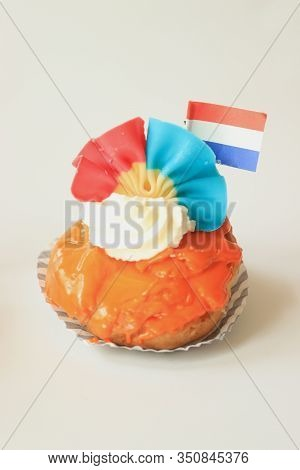 Orange Colored Confectionery