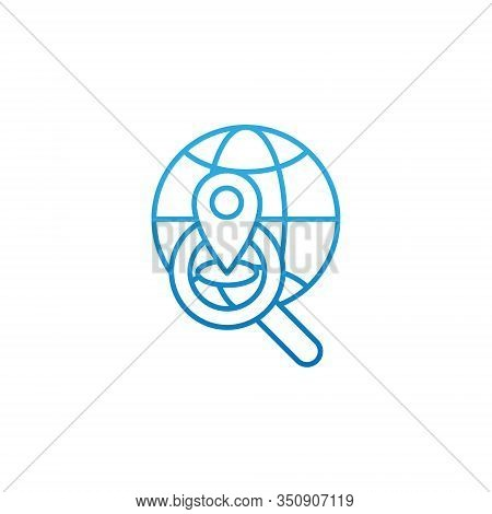 Maps, Maps icon, Location icon, Maps Location vector, Maps icon vector, Maps logo, Maps symbol, Maps web icon, Maps sign, Location vector. Maps icon simple icon symbol for logo, web, app, UI. Maps icon isolated flat on white background.
