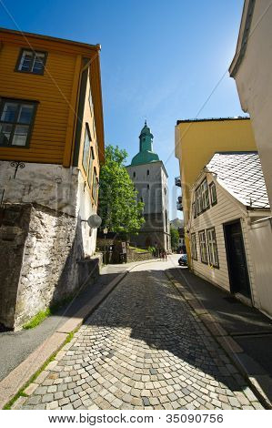 Small Cozy Streets Bergen