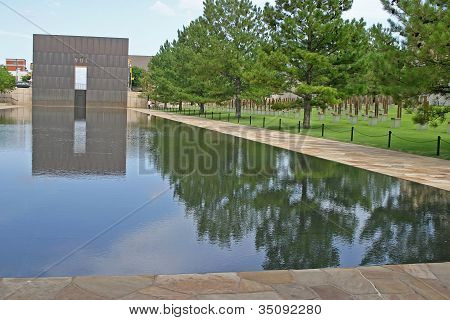 Oklahoma City Bombing Memorial Park