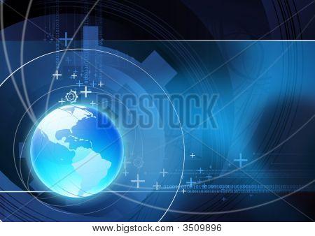 Concepto de alcance global