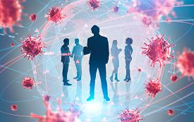 People Search Coronavirus Vaccine, Collaboration