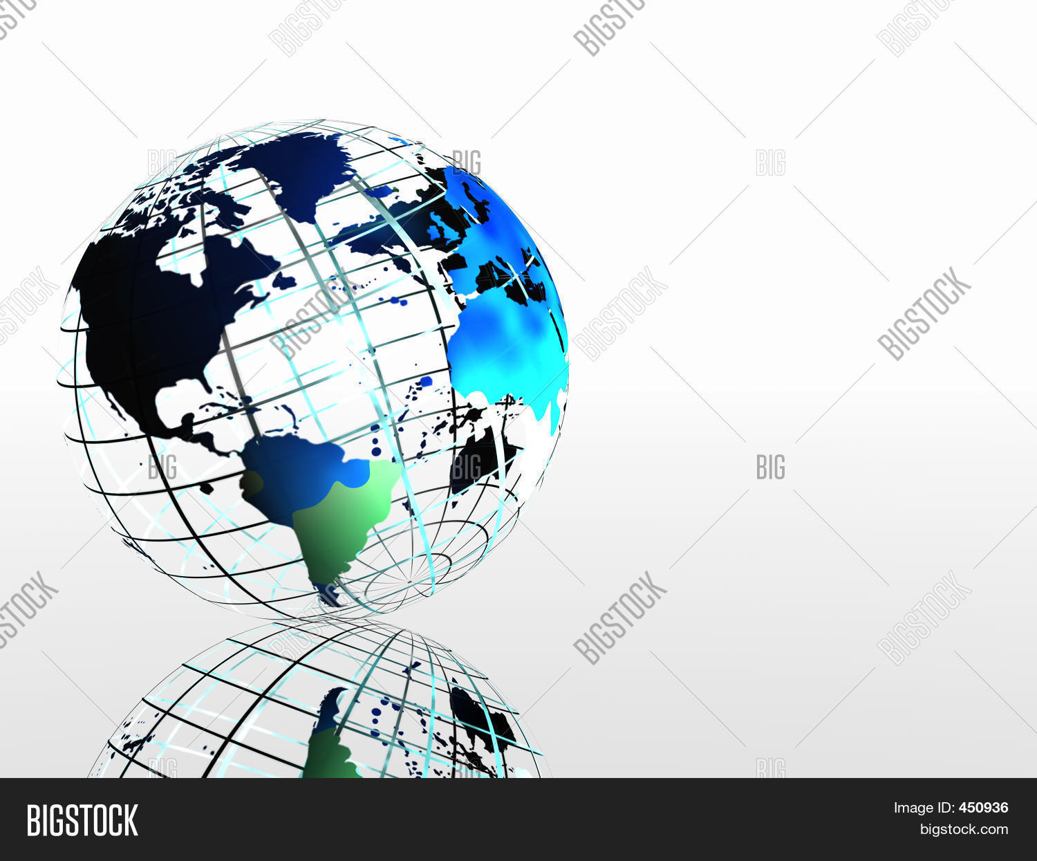 World map on grid image photo free trial bigstock world map on grid gumiabroncs Gallery