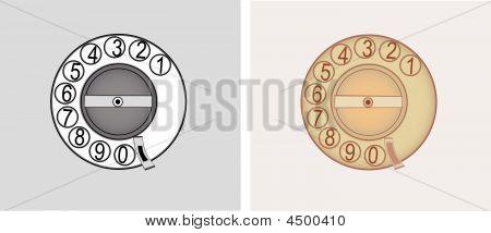 Vector Rotary Dial