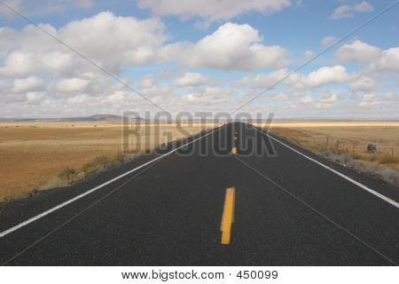 Open Highway Road