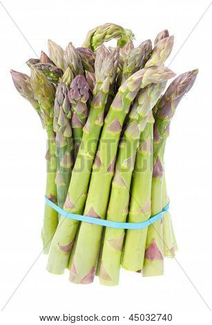 Bunch Of Asparagus.