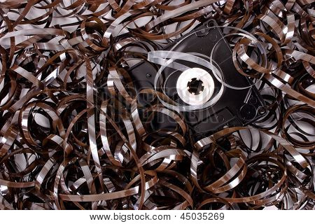 Photo of Broken cassette
