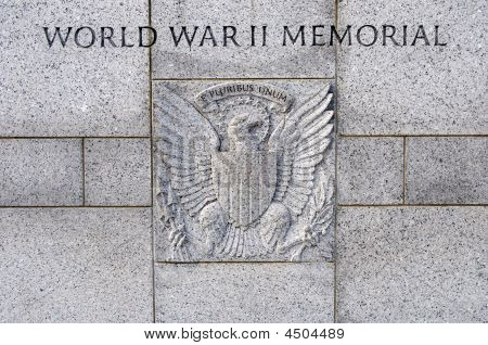 World War Two Memorial