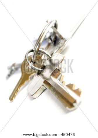 Close Up Keys