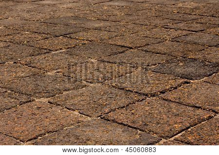 Laterite texture