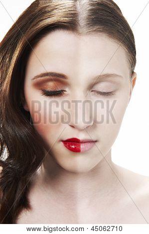 Make Up Face
