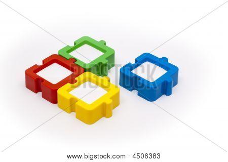 Puzzle Frames Square