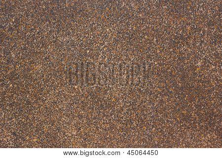 Brown stone gravel texture